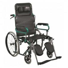 Αναπηρικό αμαξίδιο με ανακλινόμενη πλάτη (ενοικίαση)