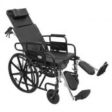 Αναπηρικό αμαξίδιο ειδικού τύπου με κάθισμα τουαλέτας M6062