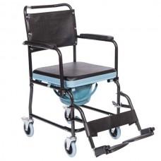Αναπηρικό αμαξίδιο απλό με δοχείο 0806053