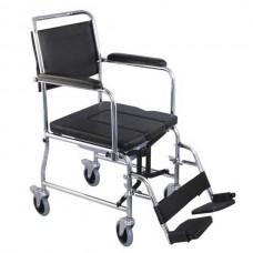 Αναπηρικό αμαξίδιο & τουαλέτα πτυσσόμενο