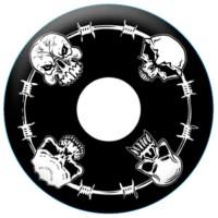 Προστατευτικό ακτινών τροχού αμαξιδίων skulls