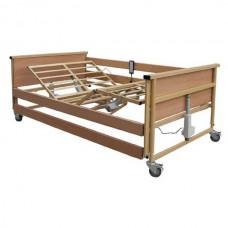 Ηλεκτρικό νοσοκομειακό κρεβάτι ημίδιπλο (120 cm) Trento Bariatric