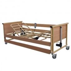 Ηλεκτρικό νοσοκομειακό κρεβάτι Trento 1 με στρώμα αφρολέξ