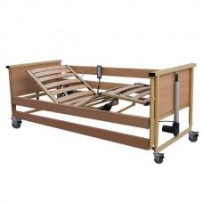Ηλεκτρικό νοσοκομειακό κρεβάτι Trento 2 με στρώμα αφρολέξ