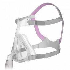 Στοματορινική μάσκα ResMed Quattro Air for her για CPAP
