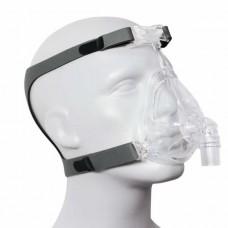 Στοματορινική μάσκα σιλικόνης για CPAP Sefam Breeze Facial