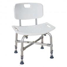 Κάθισμα μπάνιου με πλάτη βαρέως τύπου έως 225kg